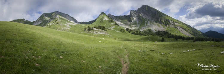 Mont Charvin (74)