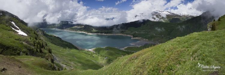 Lac de Roselend (73)
