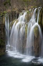 Cascade de tuf (Plitvicka jezera (Croatie)