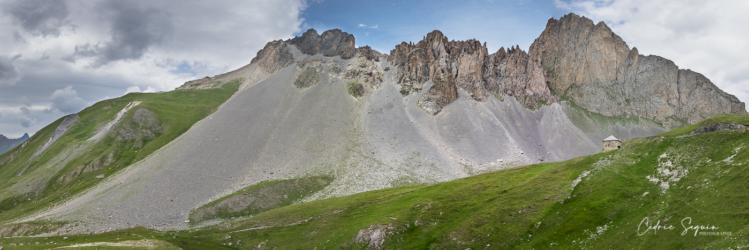 Pic de l'Aigle - Col de la Paré (73)